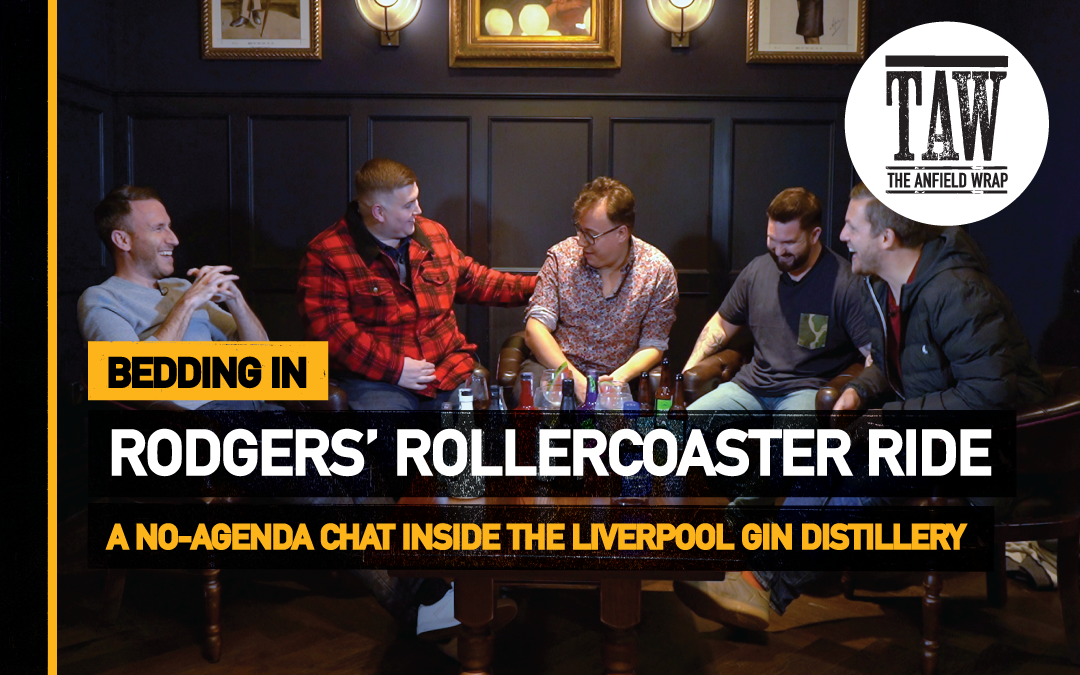Rodgers' Rollercoaster Ride | Bedding In