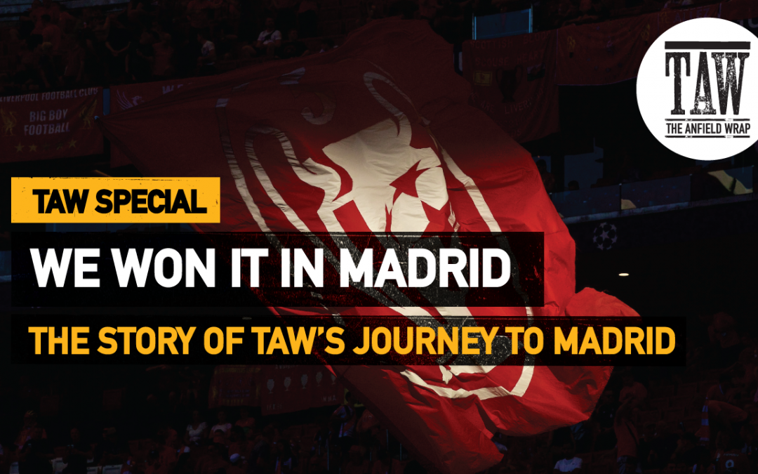 'We Won It In Madrid' – TAW Documentary