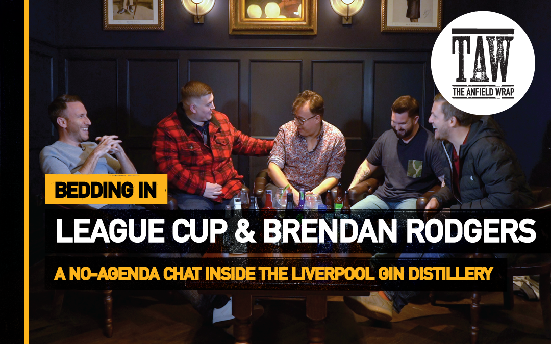 League Cup Conundrums & The Brendan Rodgers Question | Bedding In