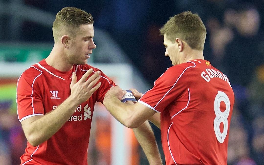 AFQ Football: Henderson, Gerrard & Referees