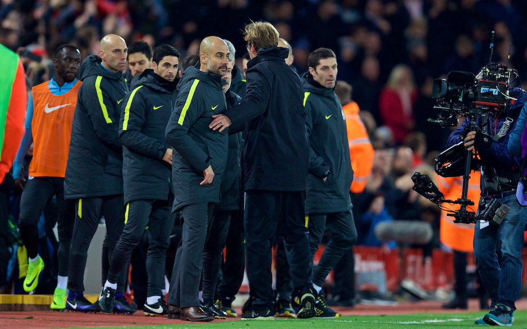 Liverpool v Manchester City: Do The Reds Really Get A Better Rap?