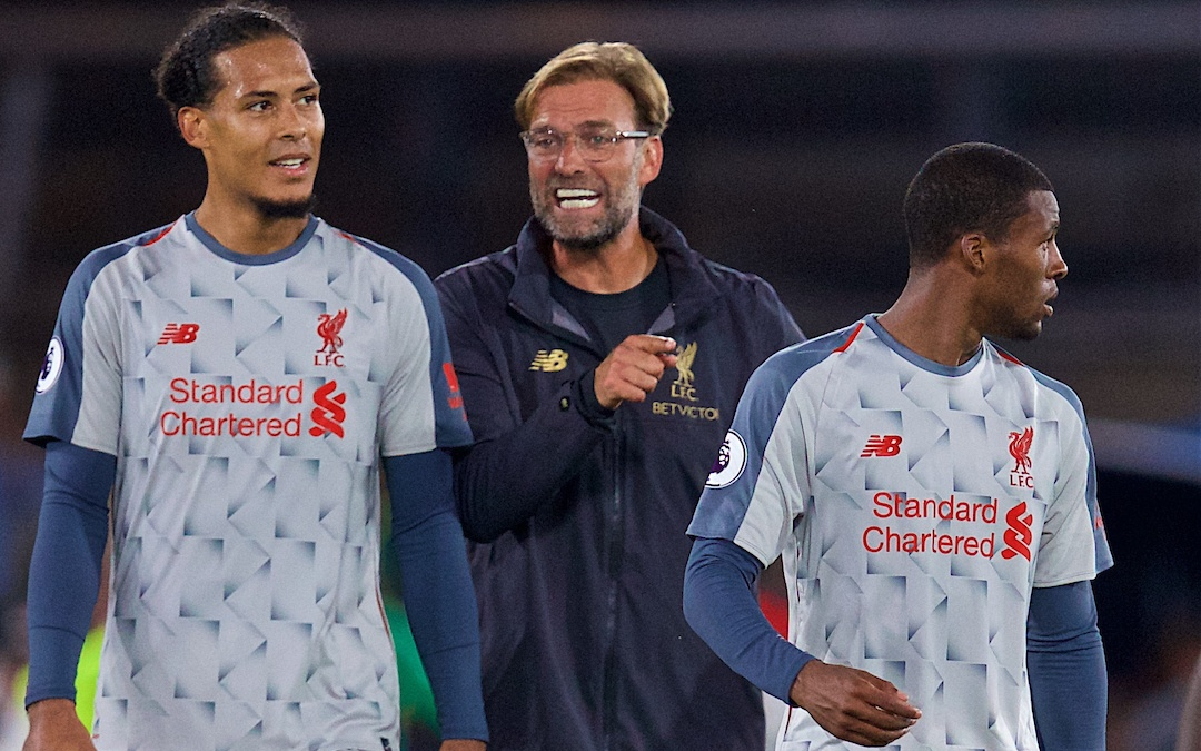 Crystal Palace v Liverpool: The Big Match Preview