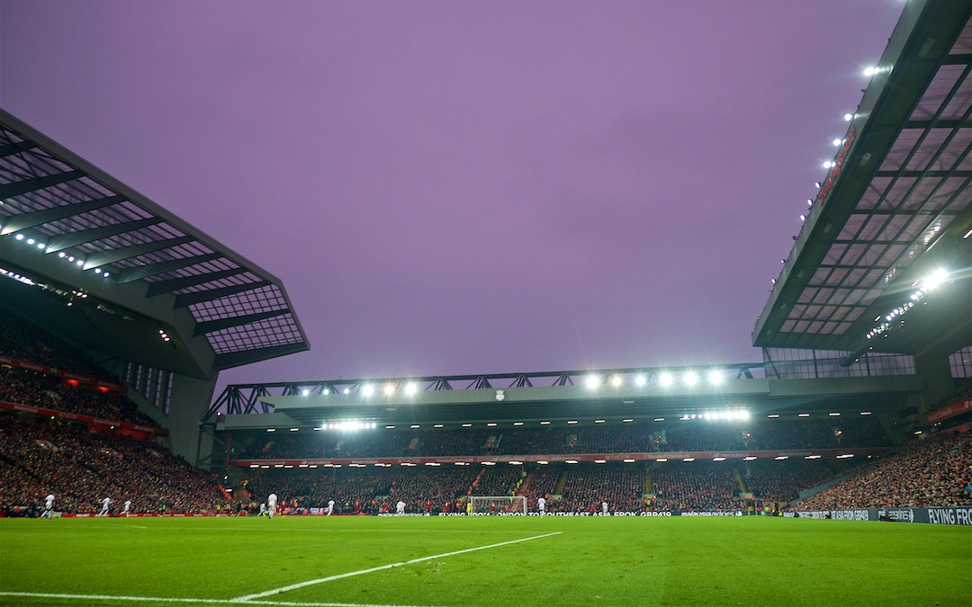 Why A Bigger Stadium Wouldn't Solve All Liverpool's Anfield Problems
