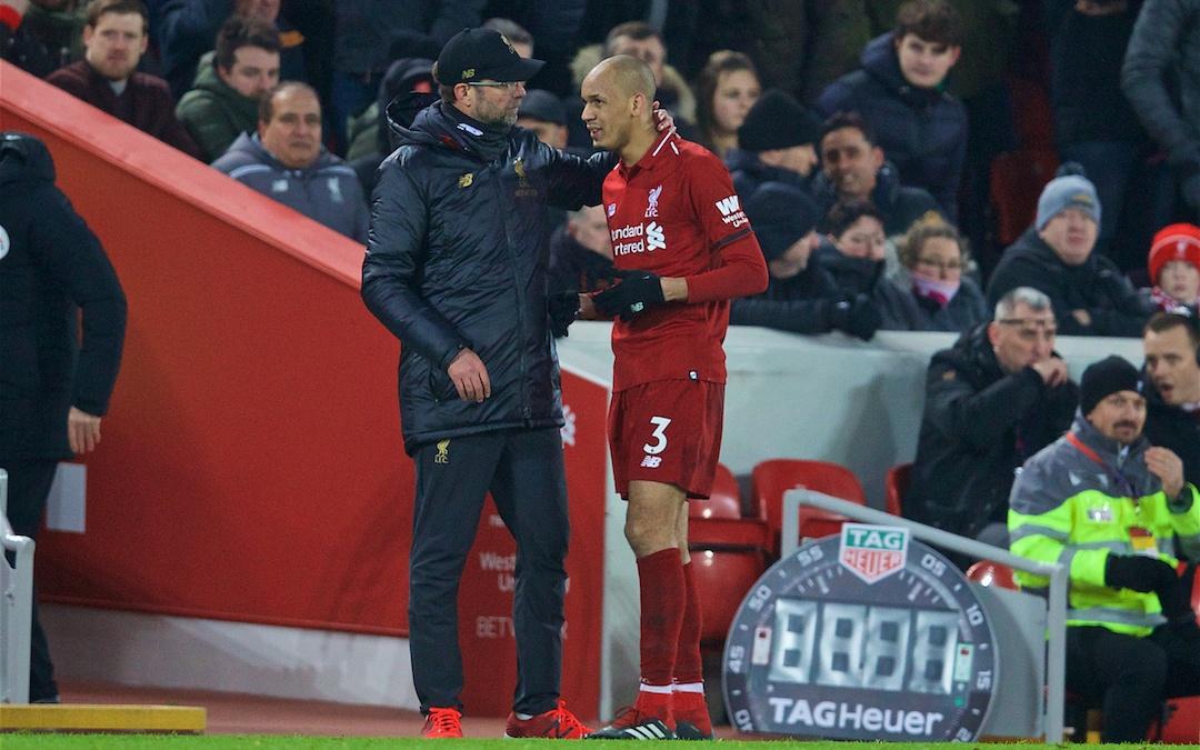 Liverpool v Brighton & Hove Albion: The Team Talk