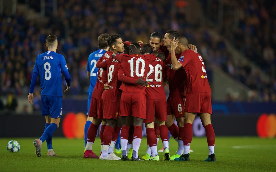Liverpool v KRC Genk: Under The Lights