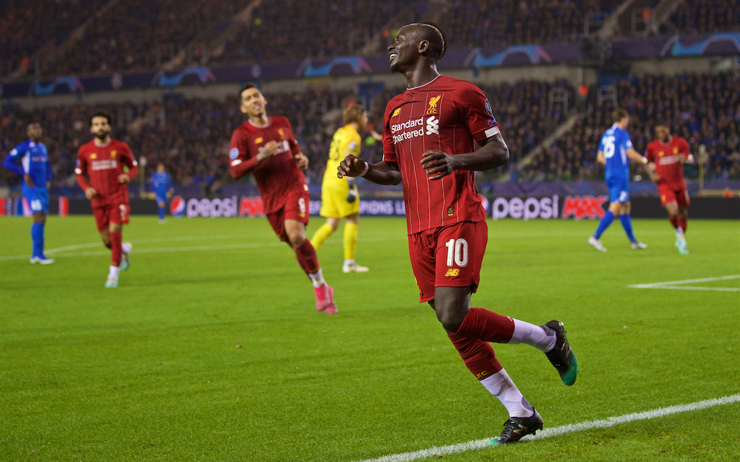 Liverpool v KRC Genk: The Champions League Preview
