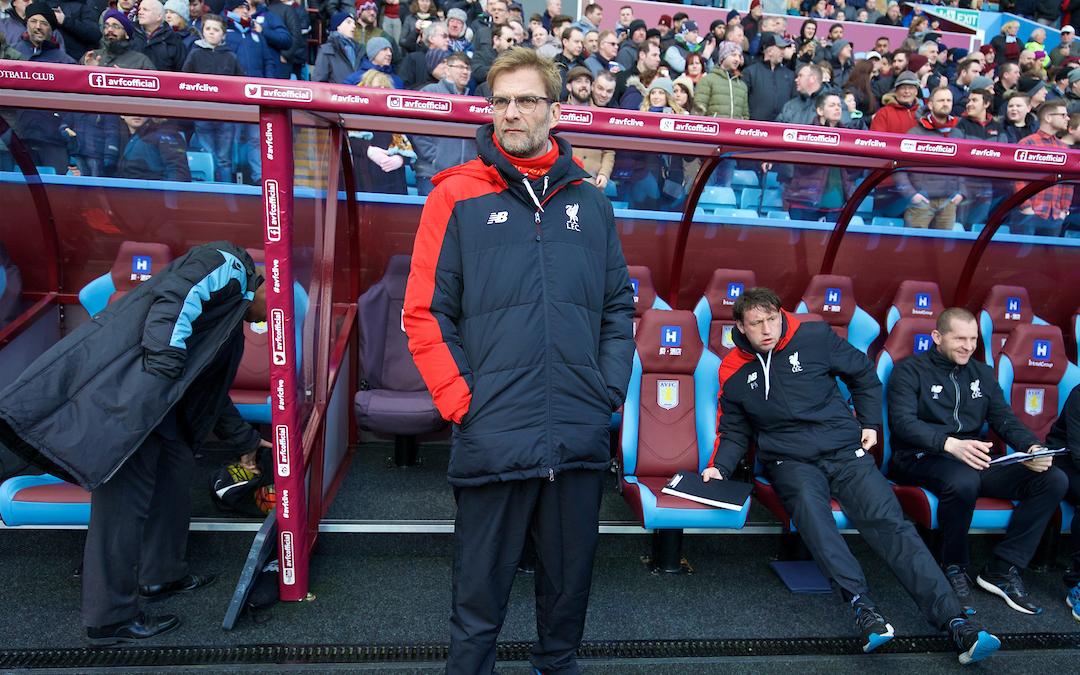 Aston Villa v Liverpool: The Big Match Preview - The