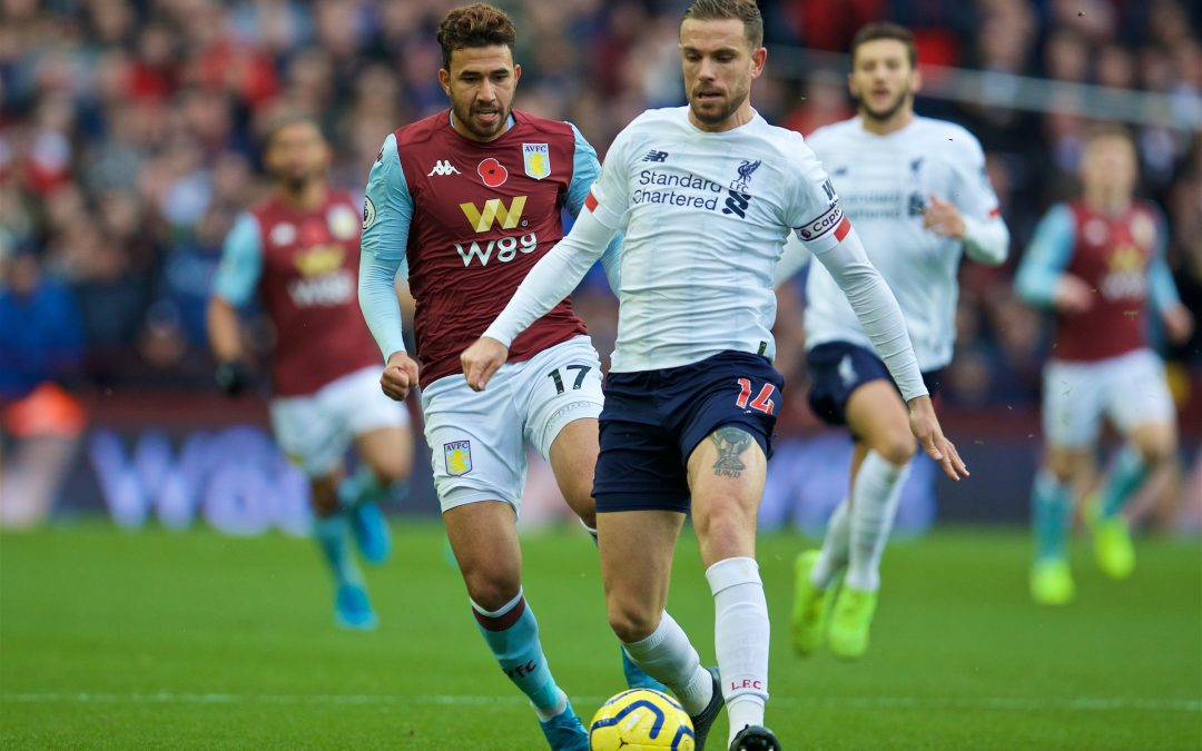 Aston Villa 1 Liverpool 2: The Review
