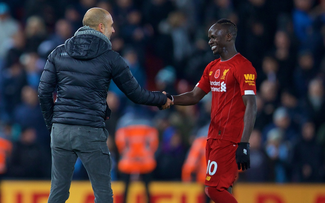 Nothing Is Won In November But Liverpool Have Set Strong Foundations