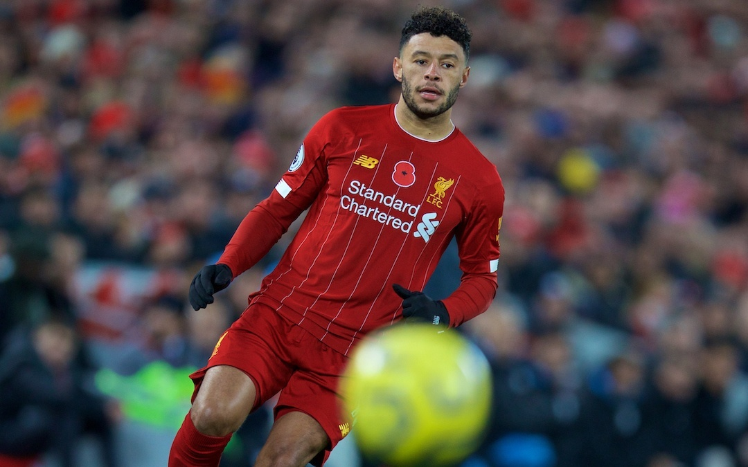 How Oxlade-Chamberlain Is Finding Answers To A Career Of Questions