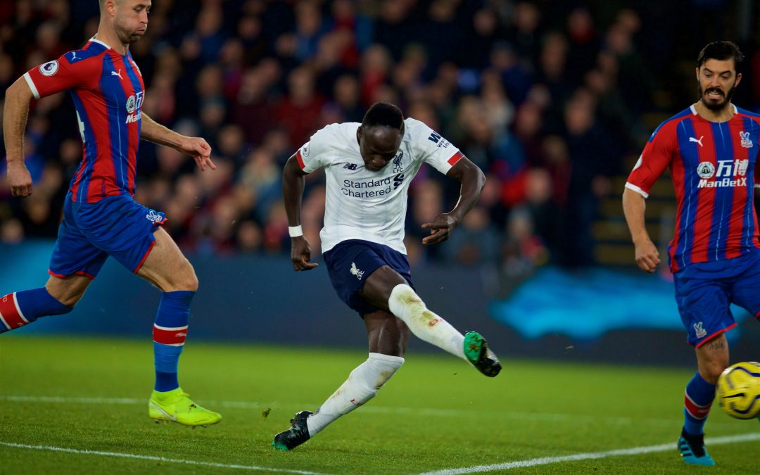 Crystal Palace 1 Liverpool 2: The Post-Match Show