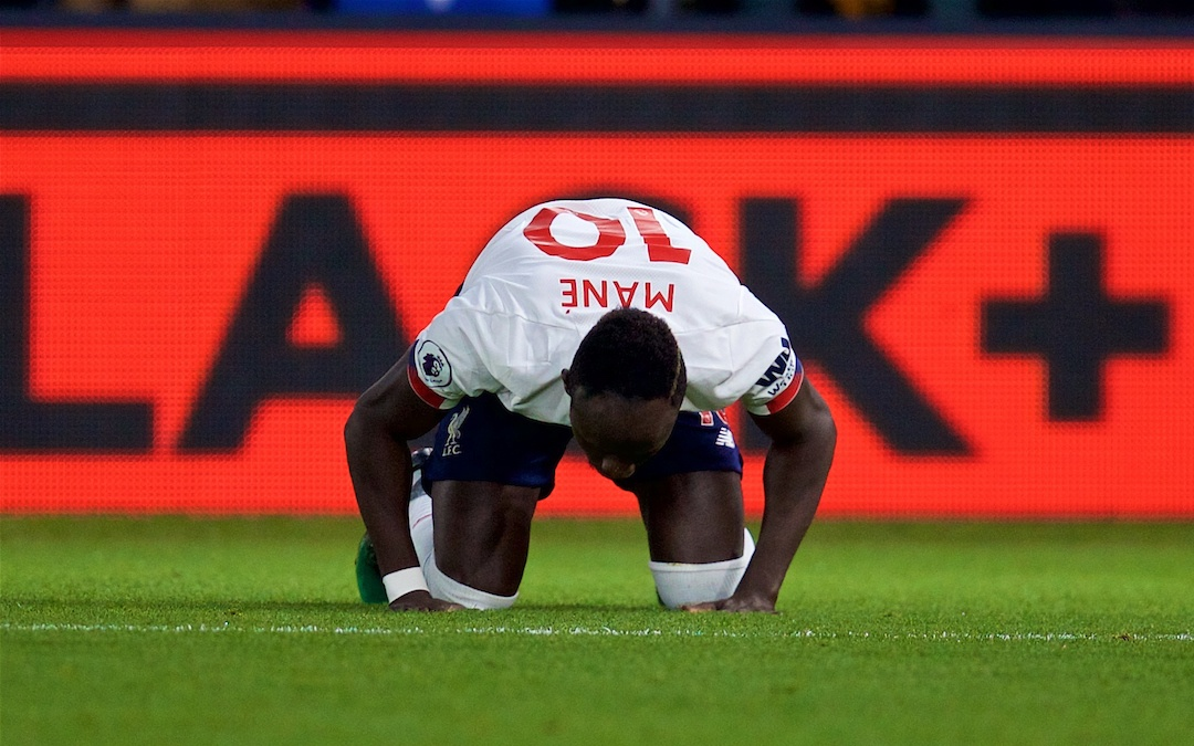 Crystal Palace 1 Liverpool 2: The Match Ratings