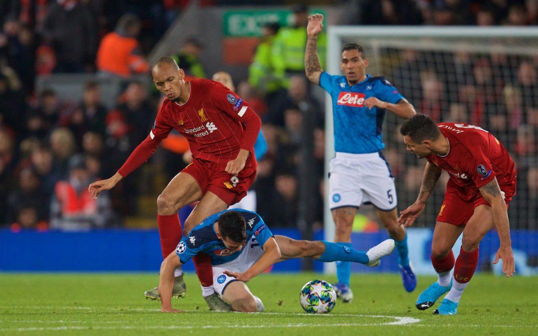 Liverpool 1 Napoli 1: The Post-Match Show