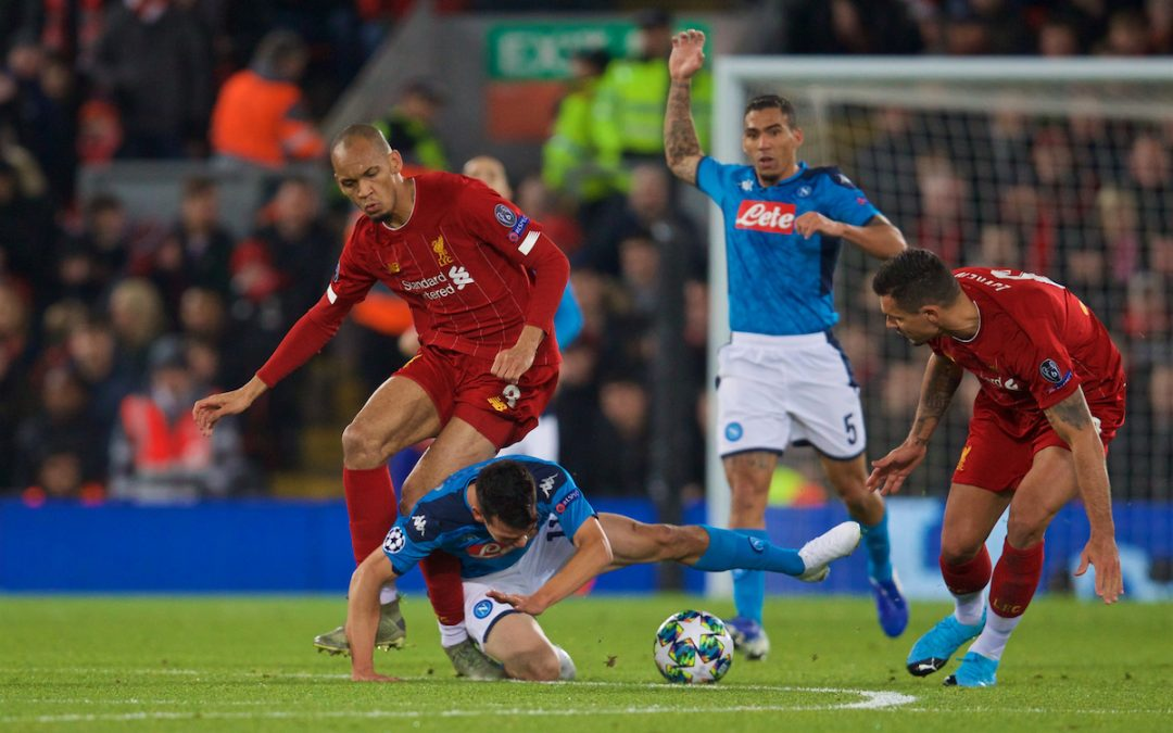 Liverpool 1 Napoli 1: The Post-Match Show
