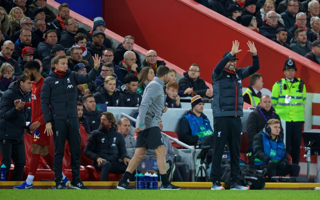 Liverpool 1 Napoli 1: The Review