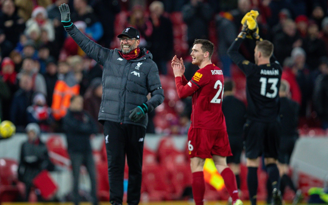 Liverpool 2 Brighton & Hove Albion 1: The Match Review