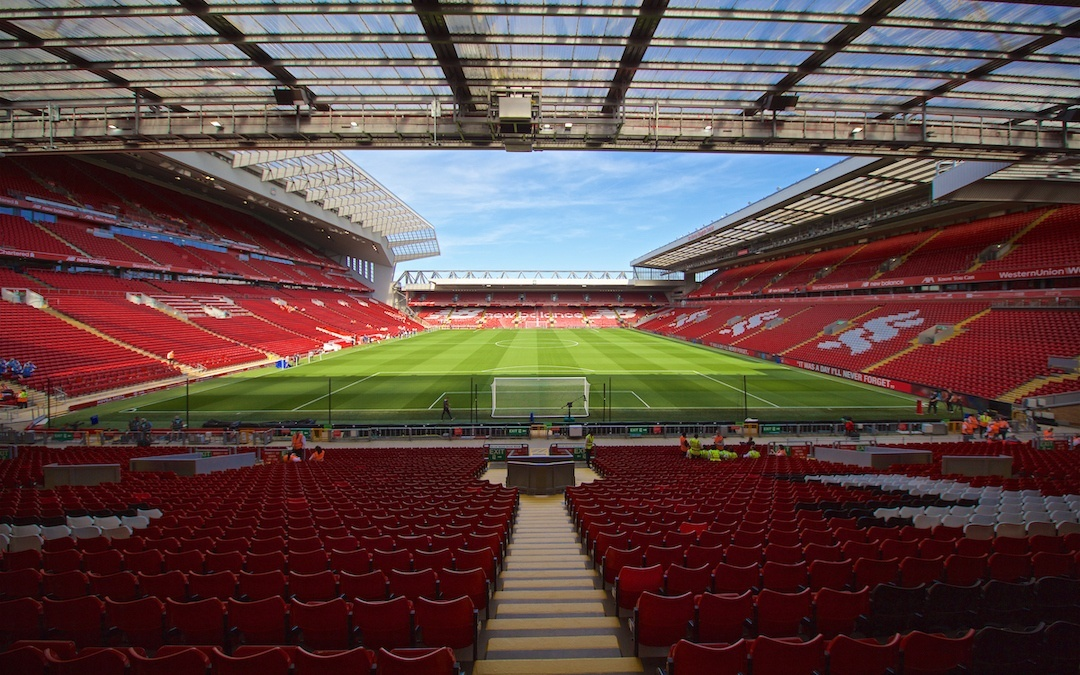 The Weekender: Another Big Weekend Ahead At Anfield