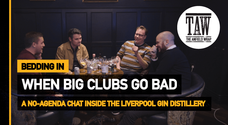 When Big Clubs Go Bad | Bedding In
