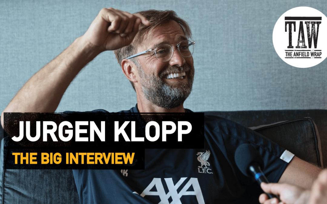 TAW Special Jürgen Klopp | The Big Interview