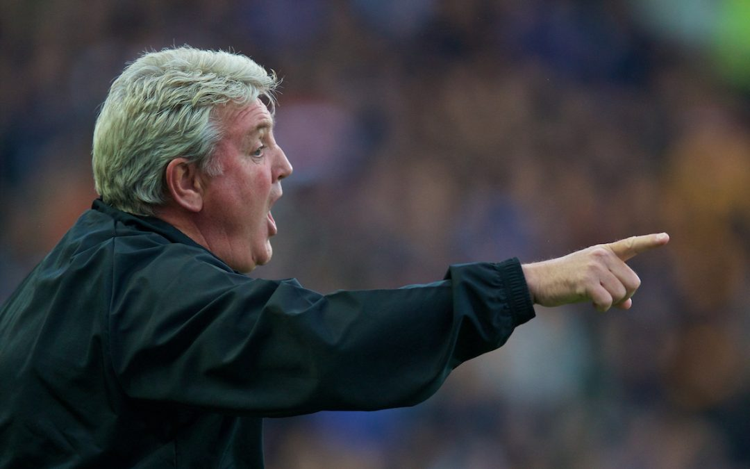 The Coach Home: Steve Bruce Doomed To Fail At Newcastle?