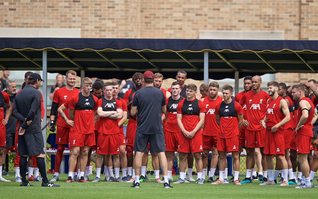 How Klopp's Summer Transfer Celibacy Has Helped Mould His Team