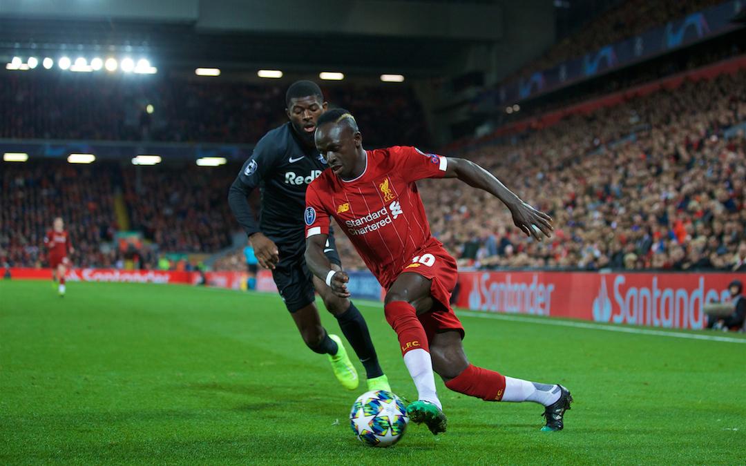 RB Salzburg v Liverpool: Under The Lights