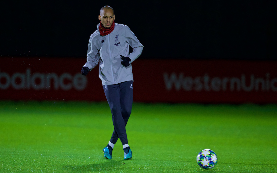 Fabinho, Javier Mascherano And The Dying Breed Of Number Sixes