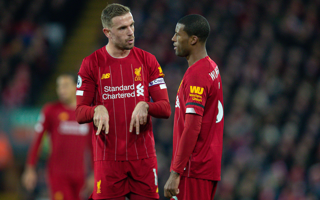 Liverpool 2 Brighton & Hove Albion 1: The Review