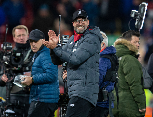Liverpool 5 Everton 2: The Post-Match Show
