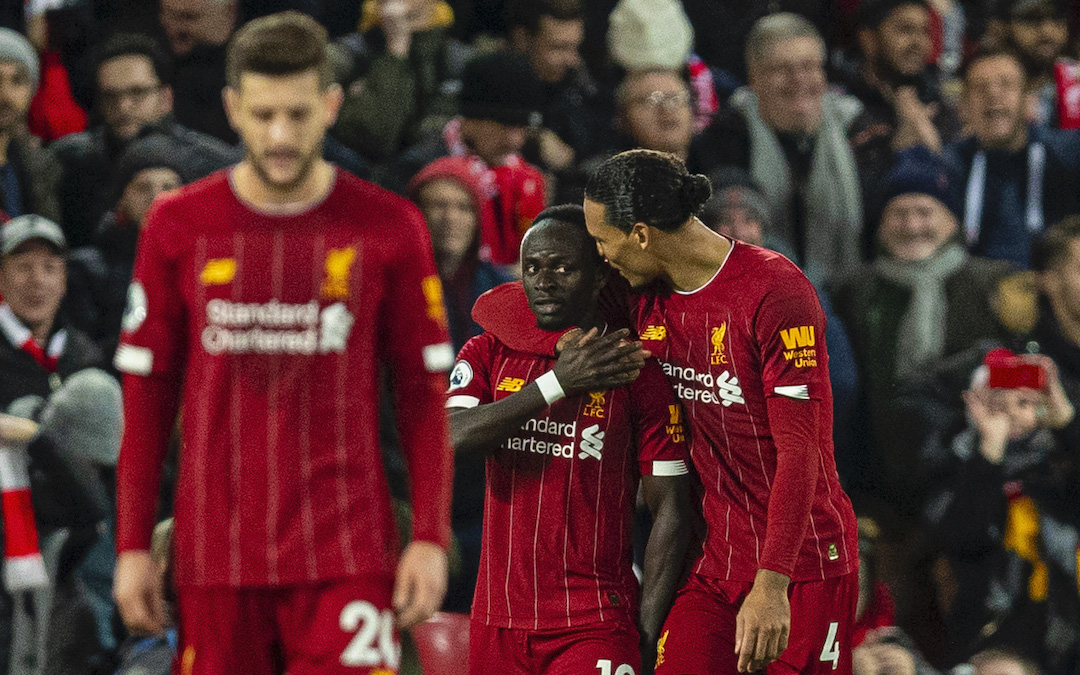 Liverpool 5 Everton 2: The Match Review