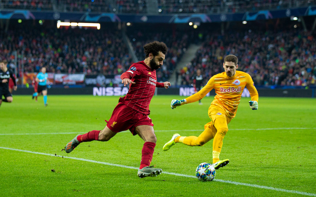 RB Salzburg 0 Liverpool 2: The Match Ratings