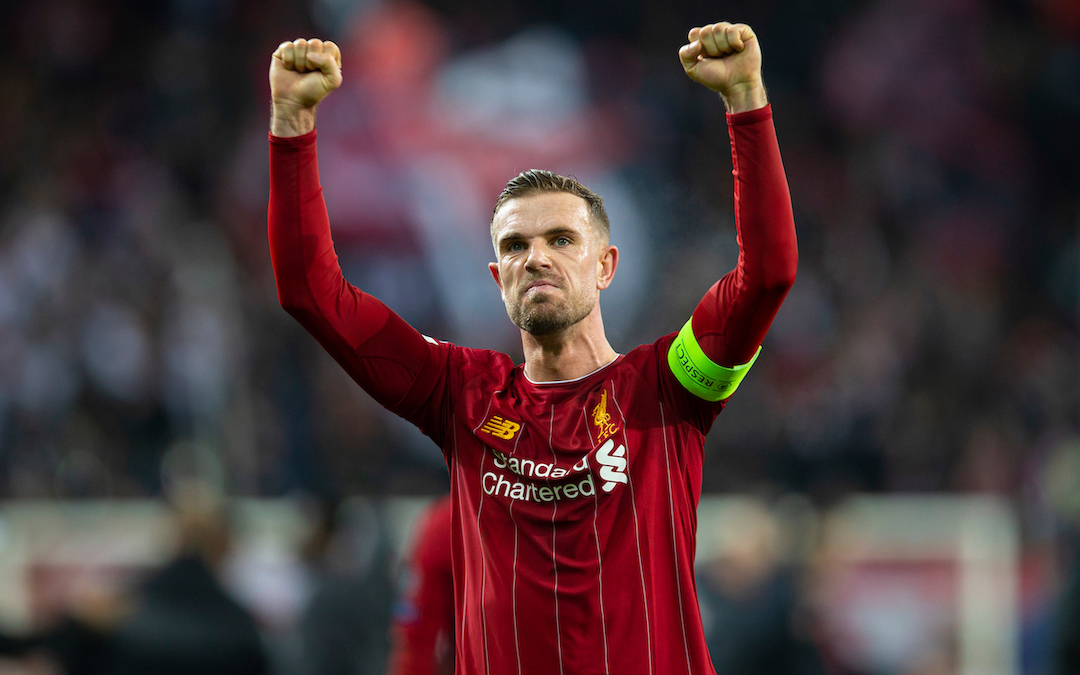 RB Salzburg 0 Liverpool 2: The Match Review