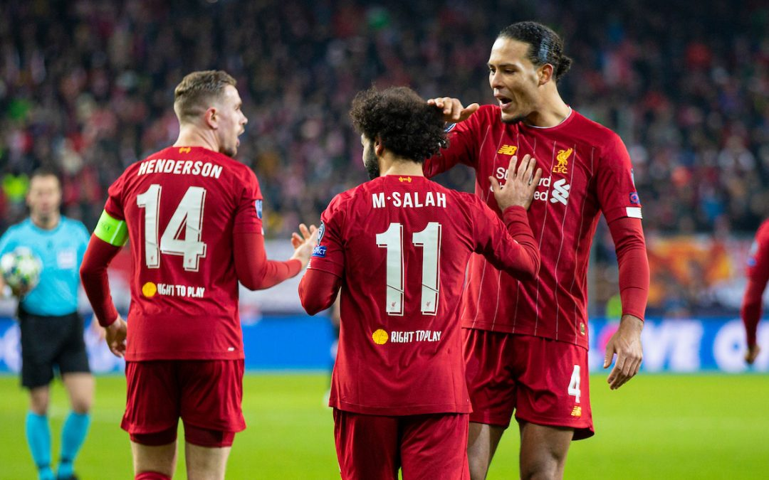 RB Salzburg 0 Liverpool 2 – The Post Match Show