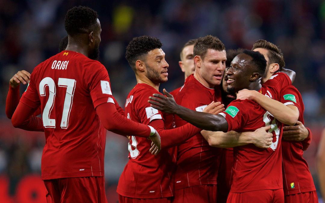 Liverpool v Flamengo: Under The Lights