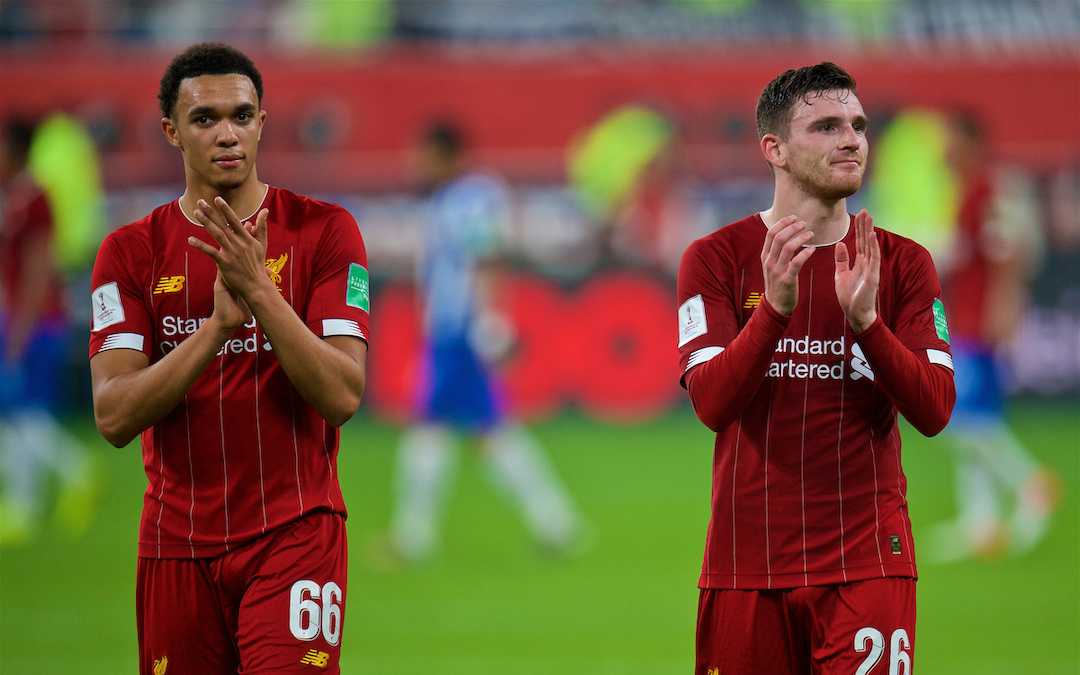 Trent Alexander-Arnold: Our Scouse Star With The World At His Feet