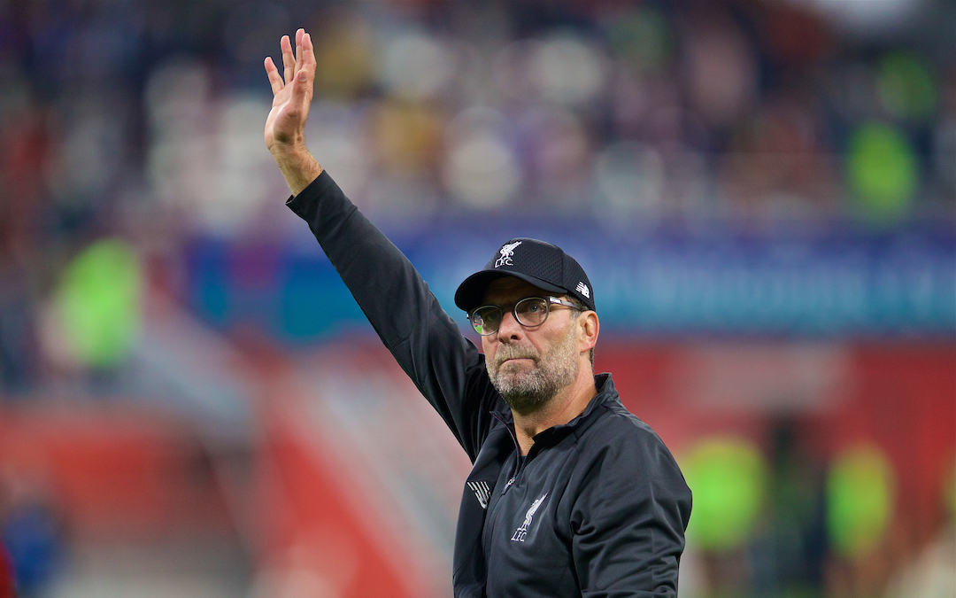 Why Liverpool's Task In Qatar Has Become Even Clearer