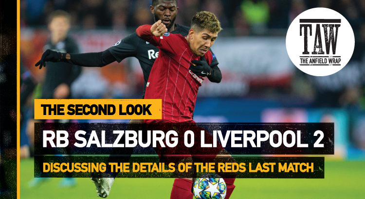 RB Salzburg 0 Liverpool 2 | The Second Look