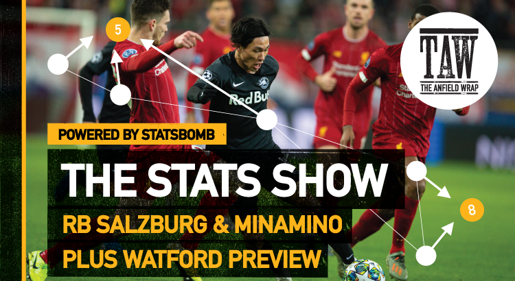 Salzburg Reaction & Watford Buildup | The Stats Show