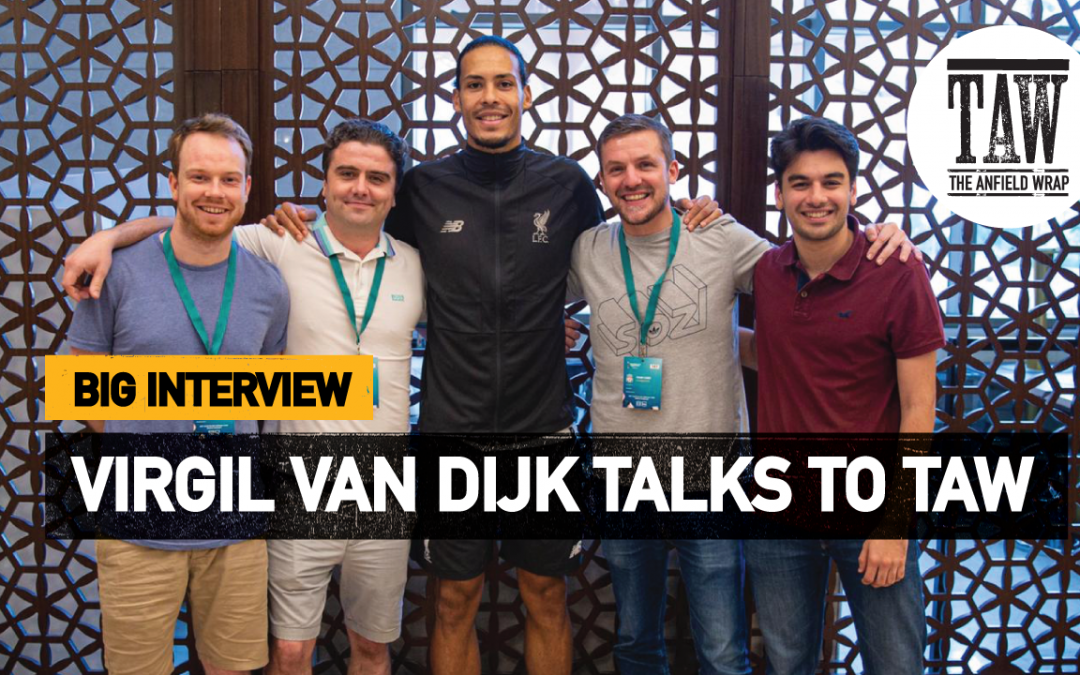 Virgil van Dijk | The Big Interview