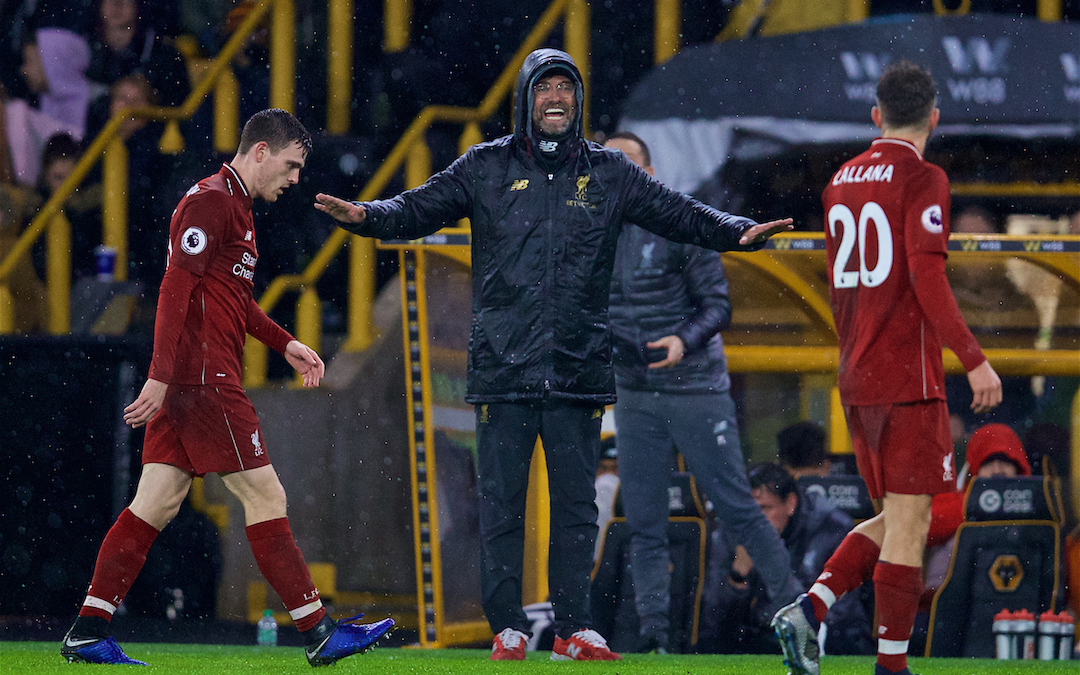 Wolves v Liverpool: The Big Match Preview