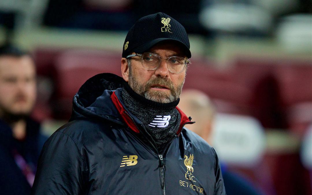 West Ham United v Liverpool: The Team Talk