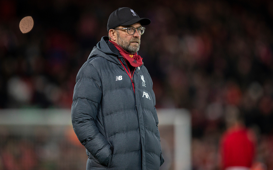 Klopp Stars – The Rivals: Why The Reds Won't Let Emotion Rule