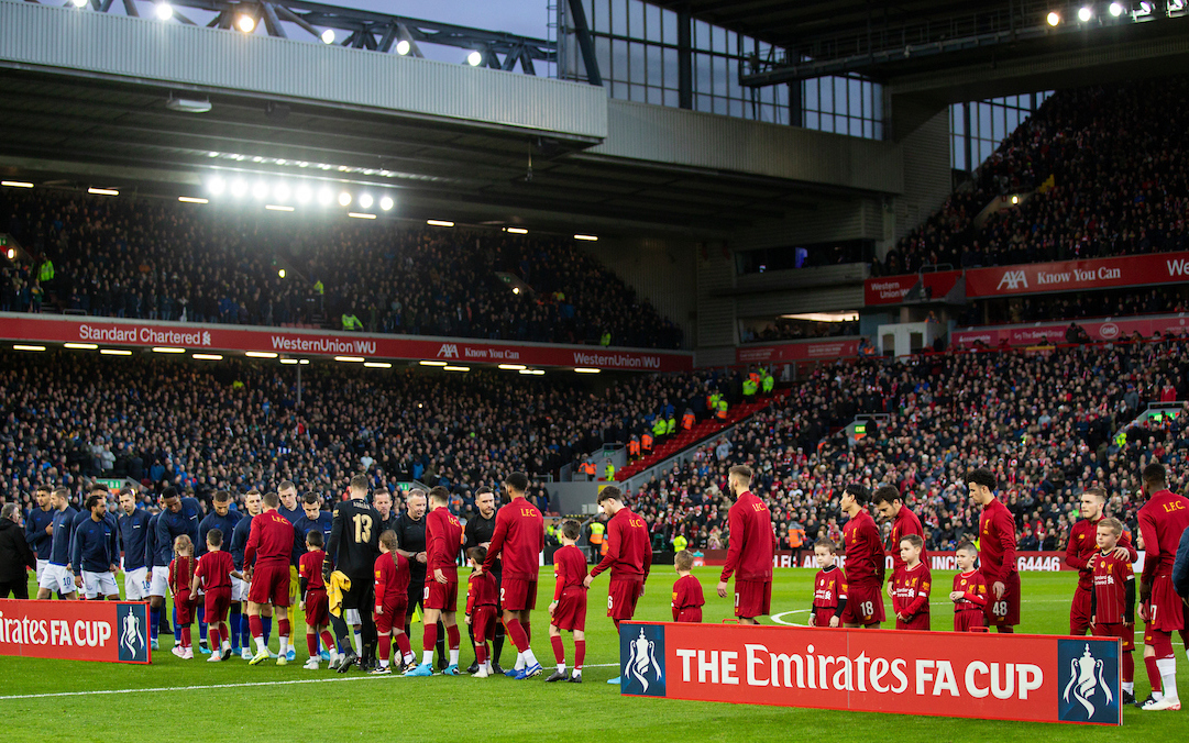 Why Liverpool Shouldn't Shun The Possibility Of An FA Cup Run