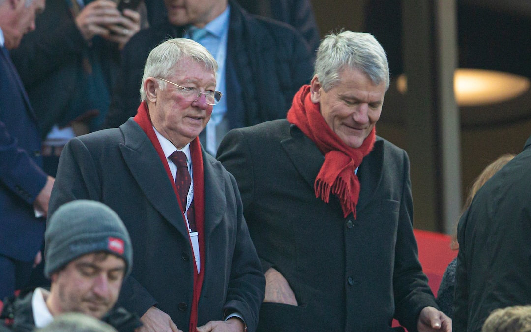 Assessing The Scale Of The Liverpool-Manchester United Role Reversal