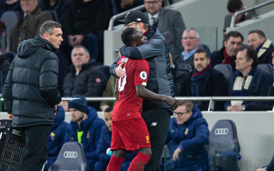 Tottenham Hotspur 0 Liverpool 1: The Review
