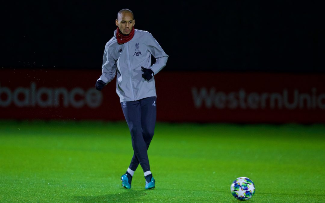 Liverpool Coped Well Without Fabinho – But His Comeback Is A Big Boost