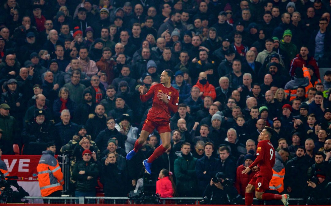 Liverpool 2 Manchester United 0: The Match Review