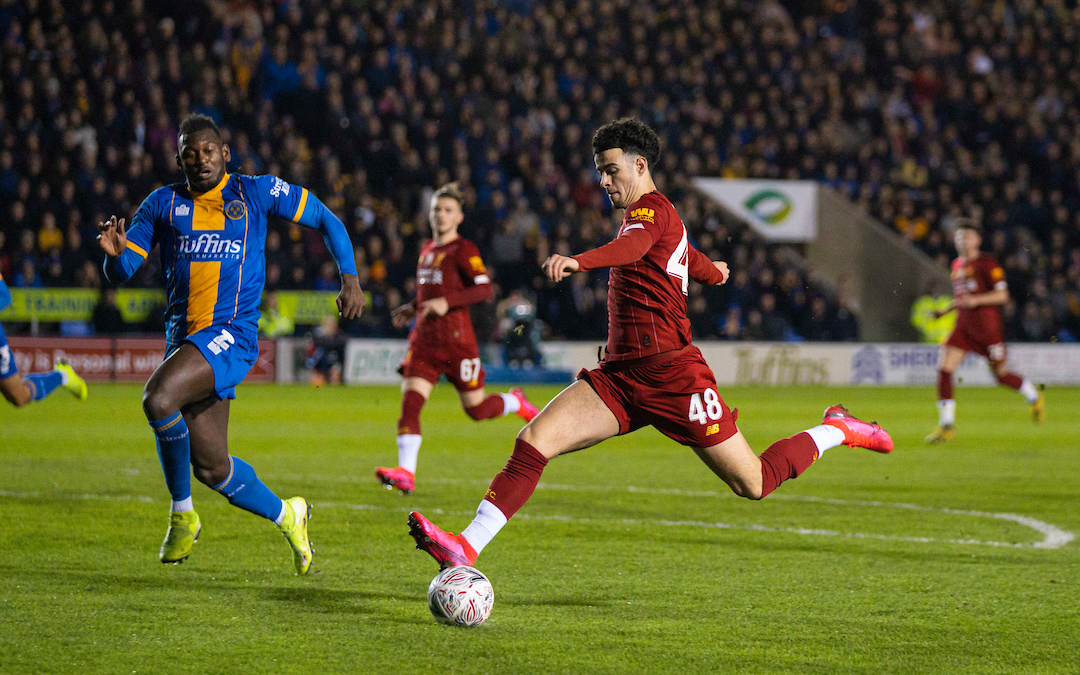 Shrewsbury Town 2 Liverpool 2: The Match Ratings