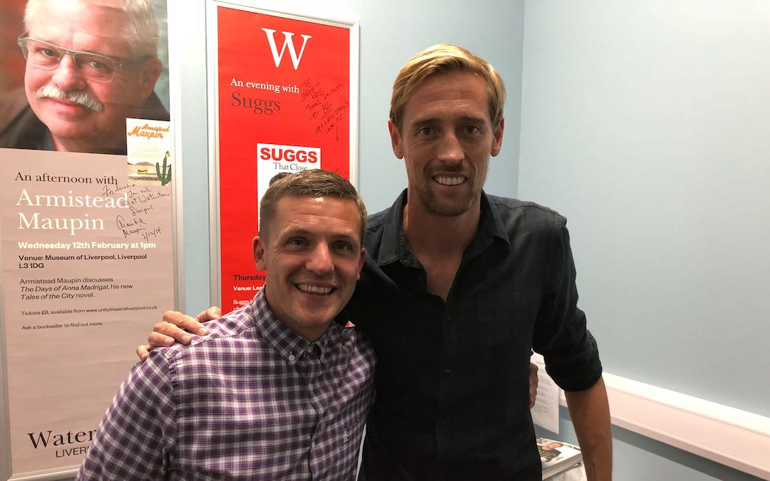 TAW Classics: Peter Crouch On His Liverpool Career
