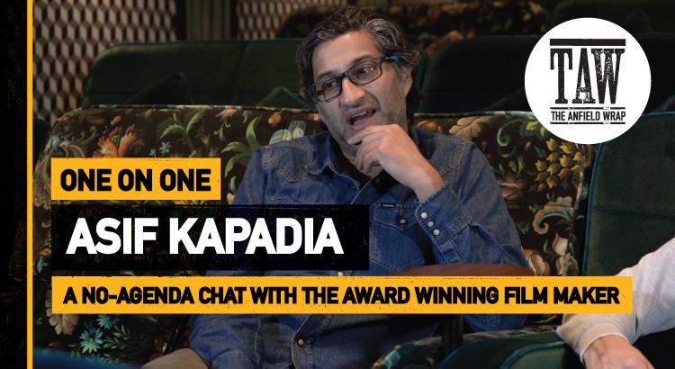Asif Kapadia | One On One